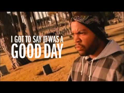 Ice Cube ~ Today Was A Good Day (Clean) - YouTube