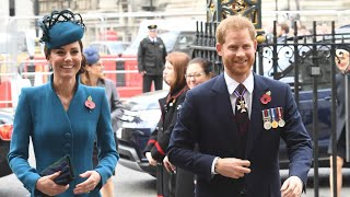 Prince Harry Makes a Surprise Appearance With Sister-in-Law Kate Middleton