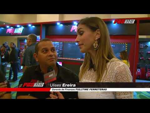 Entrevista Promaker® - Ulises Ereira - Short Version