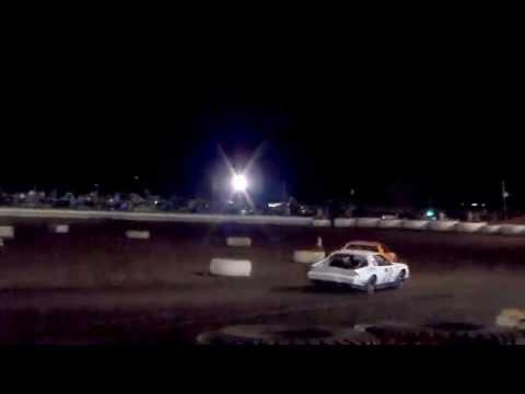 Gary Pescador #01 11/5/16 Trophy Dash Paradise Speedway Maui