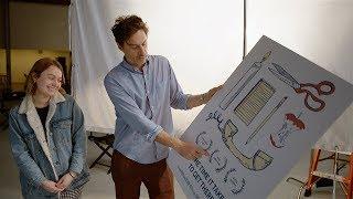 An interview with Sam West, the #MoviePosterMovie winner | Adobe Creative Cloud