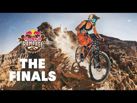 Red Bull Rampage Finals - FULL SHOW from Virgin, Utah, United States thumbnail