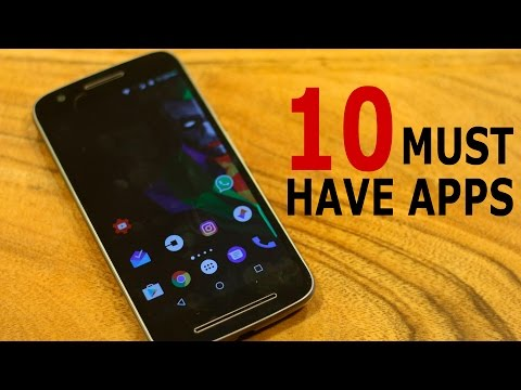 10 Must Have Android Apps Of 2016