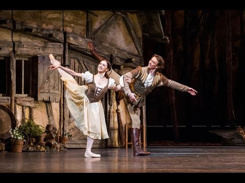Exploring mime in Giselle with Marianela Nuñez and Vadim Muntagirov (The Royal Ballet)