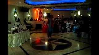 Zaman Performing at Sabrina and Ganesh Wedding