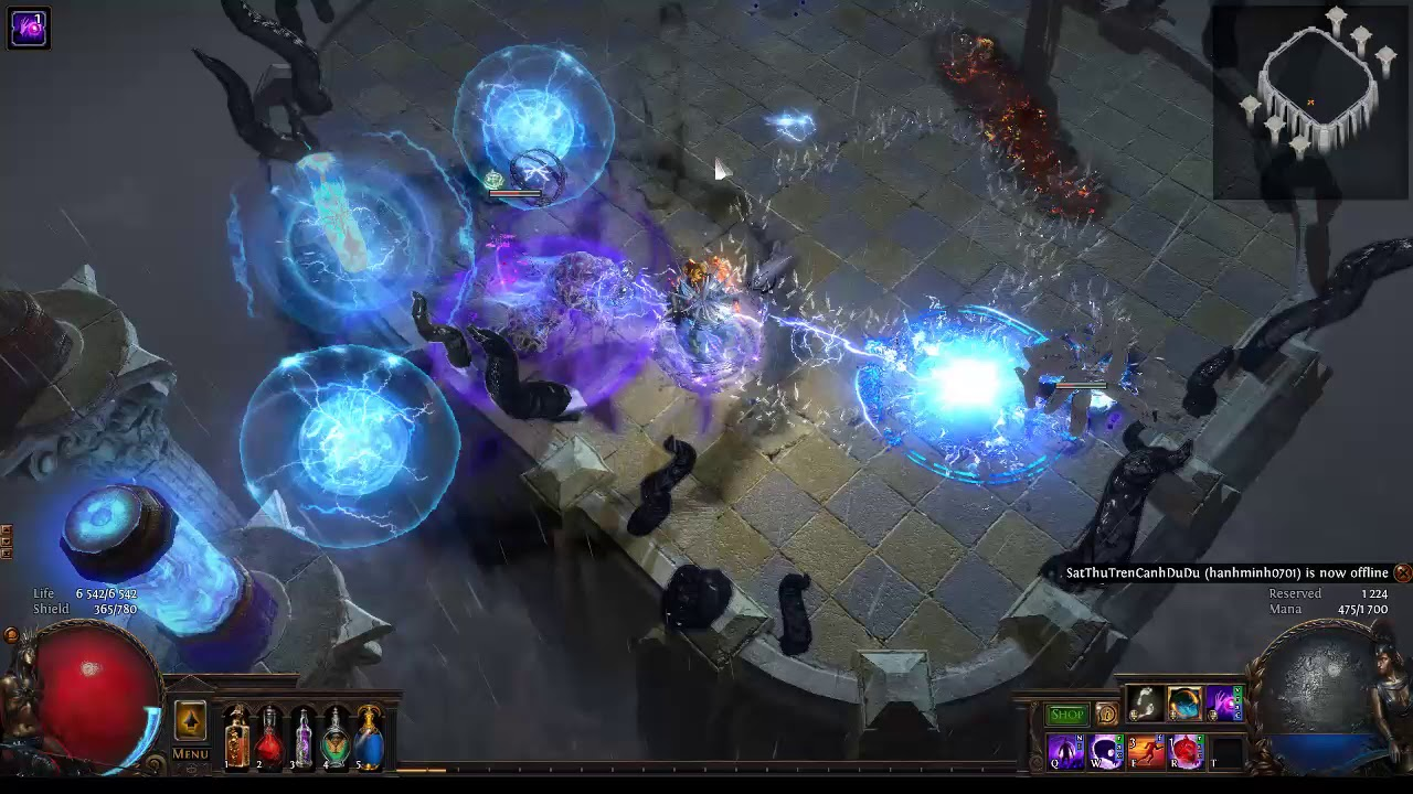 Path of Exile 3 6 Essence Drain Most Popular Build