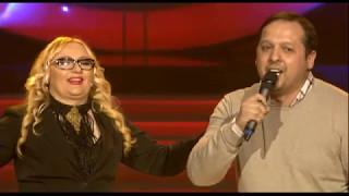 Slavica i Emir - Sta ja nemam to sto ona ima - (live) - Nikad nije kasno - EM 24 - 12.03.2017