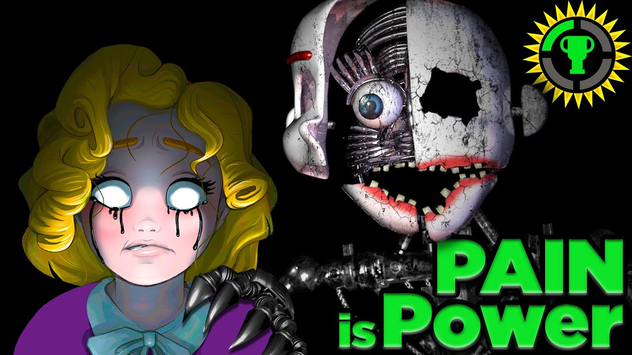 Download Game Theory: FNAF, Your Pain Fuels Us