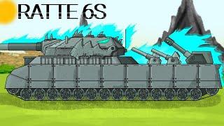 РАТТЕ ремонт - Анимация про танки