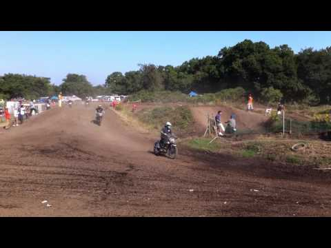 DIRT ACTS UNION VINTAGE MOTOCROSS ROUND-3 Oct21 in Kawagoe