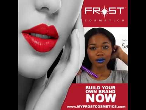 Frost Cosmetics - Build Your Own Brand - Private Labeling Cosmetics
