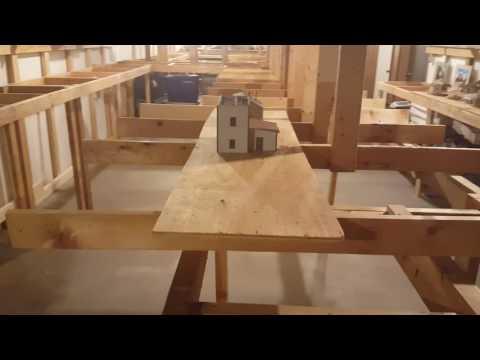 Stephenson, Cedar River, & Eastern Railway Video Blog 1