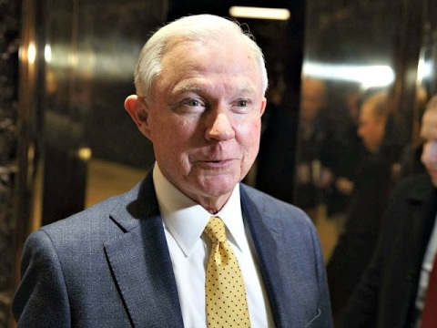 Far-Right Extremist Jeff Sessions Approved For Attorney General