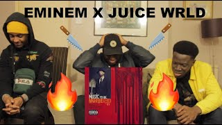 Download Eminem - Godzilla ft. Juice WRLD| (REACTION)
