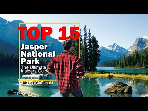 The Top 15 Sights In Jasper National Park 2019