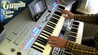 Guapita - Tango Chillout live on Tyros 4