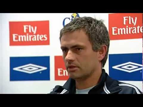 Jose Mourinho: The Special One Interview Documentary