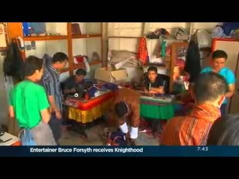 Bhutan gets ready to celebrate royal wedding