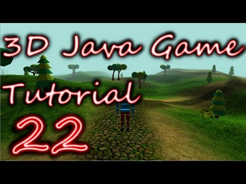 OpenGL 3D Game Tutorial 22: Terrain Collision Detection