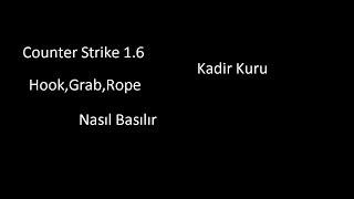 Counter-Strike 1.6 Jailbreak | Hook Grab Rope Nası