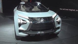 Mitsubishi e-Evolution Concept (2018) Exterior and Interior