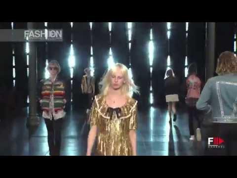 SAINT LAURENT Menswear Full Show Spring Summer 2016 Paris by Fashion Channel