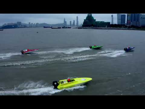 Highlight Macau Asia Powerboat Championship 2019