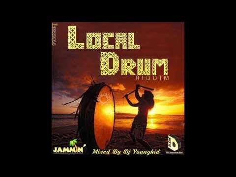 Local Drum Riddim Mix (DUM)
