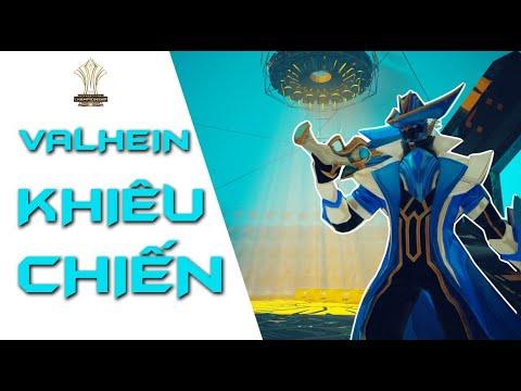 AIC 2019 | Nhà vô địch gọi tên Valhein Khiêu Chiến - Trailer - Garena Liên Quân Mobile