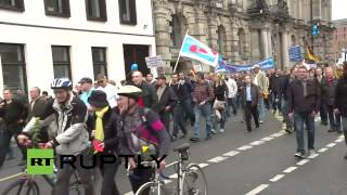 LIVE: AfD 'Asylum needs borders' protest to hit Berlin