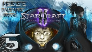 Starcraft 2: Heart of the Swarm (Part 5) - Shoot the Messenger
