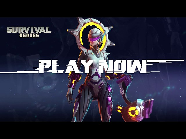 Survival Heroes Google Play Open Beta Test Trailer