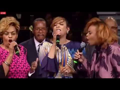 """The Clark Sisters - """"Look To The Hills"""" (Live) at 109th Holy Convocation"""