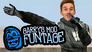 Garrys Mod: Funtage - Operation Fly Morgan Freeman!