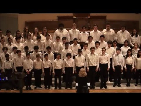 2016 California ACDA All-State Junior High Honor Choir