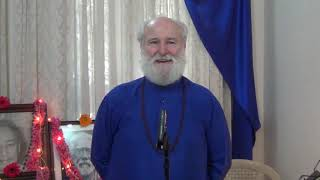 Satsang- Living in the presence of God, with NayaSwamis Roma and Haridas-Dec.10, 2017