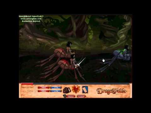 Dragonfable Tomix saga walkthrough - Backstories