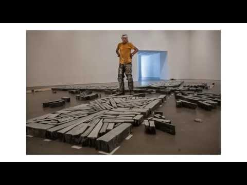 Richard Long @ Arnolfini Bristol 2015