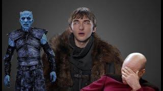 Бран Старк=Король Ночи? за и ПРОТИВ!