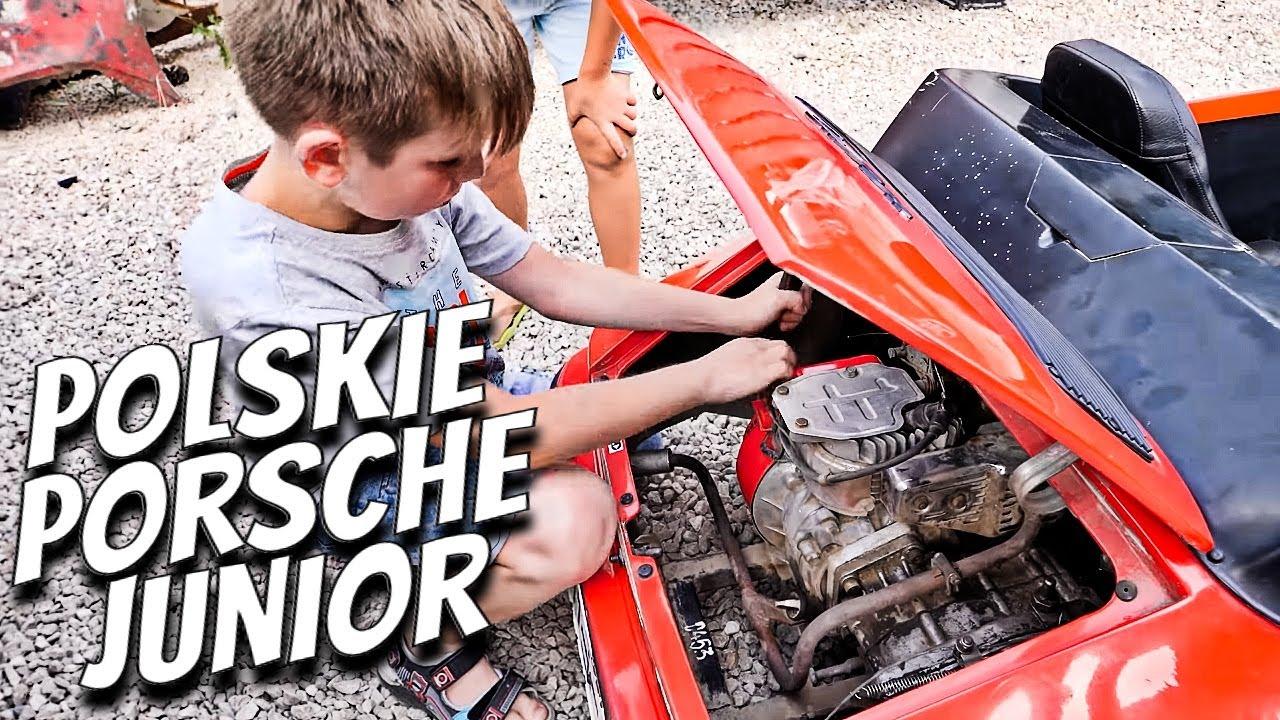 Młode pokolenie przejmuje nasz projekt! | Polskie Porsche