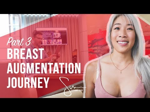 My Breast Augmentation Results 420CC (Part 3)