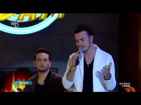 Mustafa Ceceli Stüdyoya Bomba Gibi Giriş Yaptı! | 3 Adam