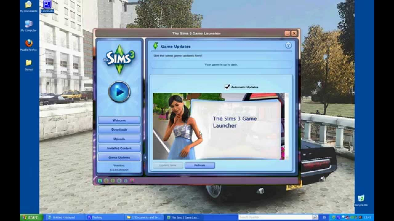the sims 3 base game crack free download