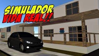 SIMULADOR DE VIDA REAL - PODE TRABALHAR E TER CARRO!! - TERÇA DA ZUEIRA P/ANDROID - AUTOLIFE