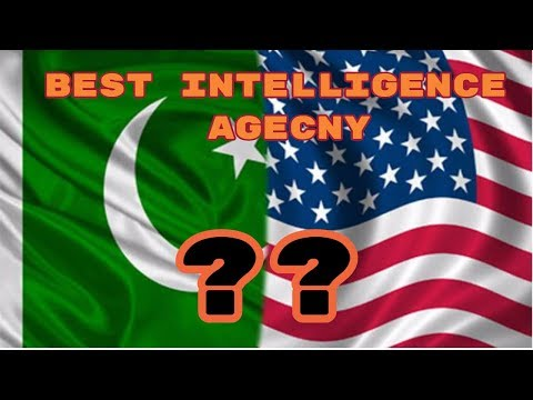 Top 10 Best Intelligence Agencies of the World 2018