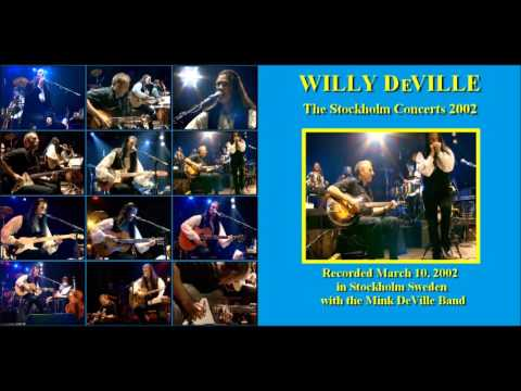 Willy DeVille - Save The Last Dance For Me - Live