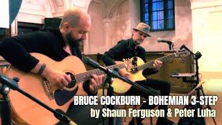 Acoustic GUITAR DUET - Bohemian 3-Step | Shaun Ferguson & Peter Luha