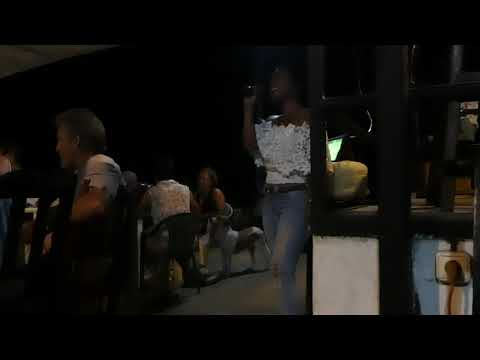 Crater Bay, Nosy Be, Madagascar 2019 - Karaoke with Princess Toca Pascual