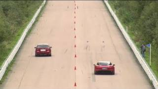 Chevrolet Corvette Z06 Supercharged Vs Bmw M3 Ess