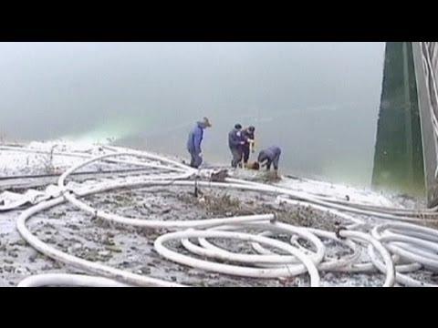 Cina: si lotta per contenere l'inquinamento da cadmio nel fiume Liujiang